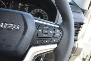 2020 Isuzu D-MAX TF MY21 SX (4x2) Mineral White 6 Speed Auto Seq Sportshift Crew Cab Chassis