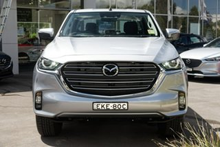 2020 Mazda BT-50 TFS40J XTR Silver 6 Speed Manual Utility