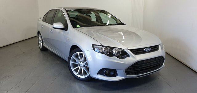 Used Ford Falcon FG MkII XR6 Elizabeth, 2013 Ford Falcon FG MkII XR6 Silver 6 Speed Sports Automatic Sedan