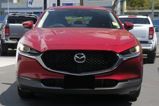 2020 Mazda CX-30 DM2W7A G20 SKYACTIV-Drive Pure Soul Red 6 Speed Sports Automatic Wagon