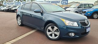 2013 Holden Cruze JH Series II MY13 Equipe Grey 6 Speed Sports Automatic Hatchback.