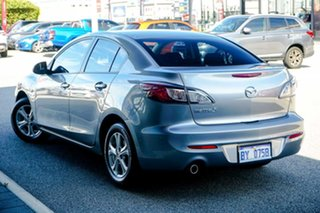 2012 Mazda 3 BL10F2 Neo Silver 6 Speed Manual Sedan.