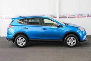 2018 Toyota RAV4 ZSA42R MY18 GX (2WD) Blue Gem Continuous Variable Wagon