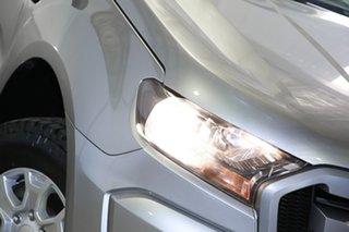 2016 Ford Ranger PX MkII XLS Double Cab Aluminium 6 Speed Manual Utility.
