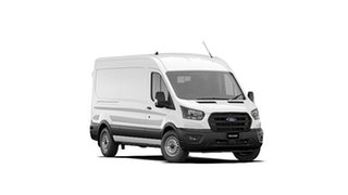 2020 Ford Transit VO 2020.50MY 350L (Mid Roof) Frozen White 10 Speed Automatic Van.