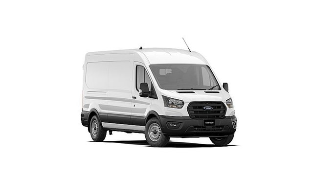 New Ford Transit VO 2020.50MY 350L (Mid Roof) Hyde Park, 2020 Ford Transit VO 2020.50MY 350L (Mid Roof) Frozen White 6 Speed Automatic Van