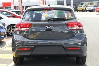 2021 Kia Rio YB MY21 S Perennial Grey 6 Speed Automatic Hatchback