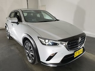 2019 Mazda CX-3 DK2W7A Akari SKYACTIV-Drive FWD Ceramic 6 Speed Sports Automatic Wagon.
