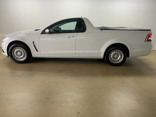 2015 Holden Ute VF MY15 White 6 Speed Automatic Utility
