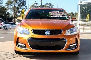 2017 Holden Commodore VF II MY17 SV6 Sportwagon Light My Fire 6 Speed Sports Automatic Wagon