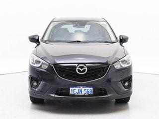 2013 Mazda CX-5 MY13 Upgrade Akera (4x4) Black 6 Speed Automatic Wagon.
