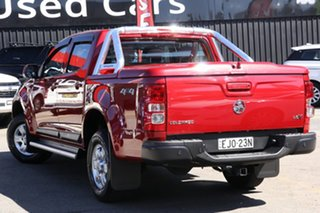 2015 Holden Colorado RG MY16 LS-X (4x4) Red 6 Speed Automatic Crew Cab Pickup.