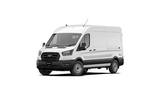 2020 Ford Transit VO 2020.50MY 350L (Mid Roof) Frozen White 6 Speed Automatic Van