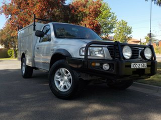 2006 Mazda Bravo B2500 DX 5 Speed Manual Cab Chassis.