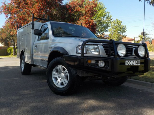 Used Mazda Bravo B2500 DX Broadview, 2006 Mazda Bravo B2500 DX 5 Speed Manual Cab Chassis