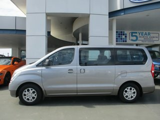 2014 Hyundai iMAX TQ MY13 Grey 4 Speed Automatic Wagon.