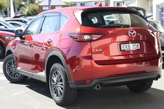 2020 Mazda CX-5 KF2W7A Maxx SKYACTIV-Drive FWD Sport Red 6 Speed Sports Automatic Wagon.