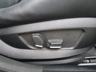 2012 BMW 5 Series F10 MY0911 520d Steptronic Silver 8 Speed Sports Automatic Sedan