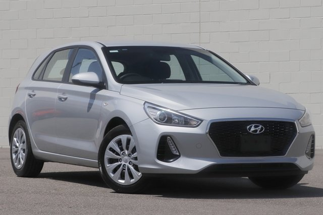 Used Hyundai i30 PD.3 MY20 Go, 2019 Hyundai i30 PD.3 MY20 Go Silver 6 Speed Sports Automatic Hatchback