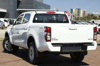 2020 Isuzu D-MAX RG MY21 LS-M Crew Cab Mineral White 6 Speed Sports Automatic Utility.