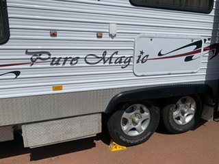 2010 Traveller Pure Magic Caravan