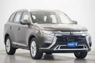 2020 Mitsubishi Outlander ZL MY20 ES AWD Ironbark 6 Speed Constant Variable Wagon