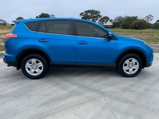 2016 Toyota RAV4 ASA44R GX AWD Blue 6 Speed Sports Automatic Wagon