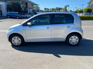 2012 Volkswagen UP! Type AA MY13 Silver 5 Speed Manual Hatchback