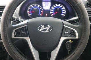 2015 Hyundai Accent RB3 MY16 Active Orange 6 Speed Manual Hatchback