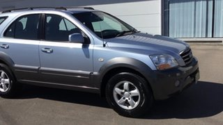 2008 Kia Sorento BL MY08 LX Silver 5 Speed Manual Wagon