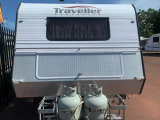 2010 Traveller Pure Magic Caravan.
