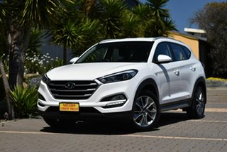 2018 Hyundai Tucson TL MY18 Active X 2WD White 6 Speed Sports Automatic Wagon