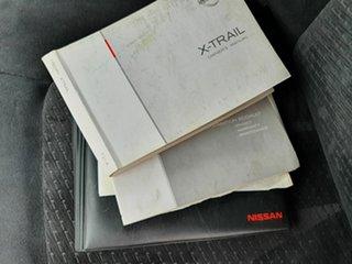 2011 Nissan X-Trail ST Blue 6 Speed Manual Wagon.