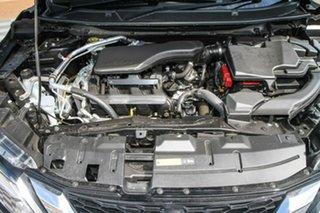 2019 Nissan Qashqai J11 Series 2 Ti X-tronic Pearl Black 1 Speed Constant Variable Wagon