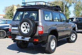 2004 Nissan Patrol GU III MY2003 ST Gold 5 Speed Manual Wagon