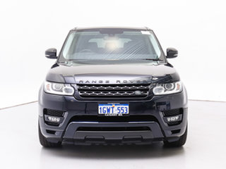 2014 Land Rover Range Rover LW Sport 3.0 TDV6 SE Black 8 Speed Automatic Wagon.