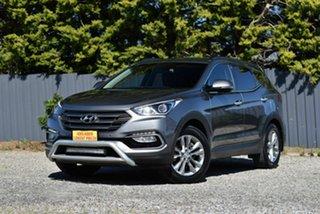 2016 Hyundai Santa Fe DM3 MY17 Elite Silver 6 Speed Sports Automatic Wagon.