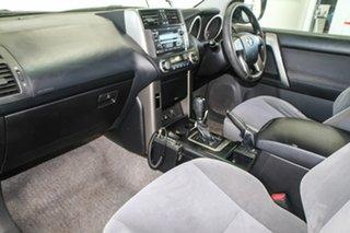 2010 Toyota Landcruiser Prado KDJ150R GX (4x4) Glacier White 5 Speed Sequential Auto Wagon