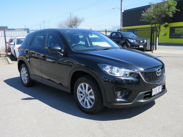 Used Mazda CX-5 KE1071 MY14 Maxx SKYACTIV-Drive Sport, 2014 Mazda CX-5 KE1071 MY14 Maxx SKYACTIV-Drive Sport Black 6 Speed Sports Automatic Wagon
