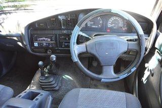 1992 Toyota Landcruiser FZJ80R GXL Red 5 Speed Manual Wagon