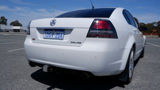2006 Holden Calais VE V White 5 Speed Sports Automatic Sedan