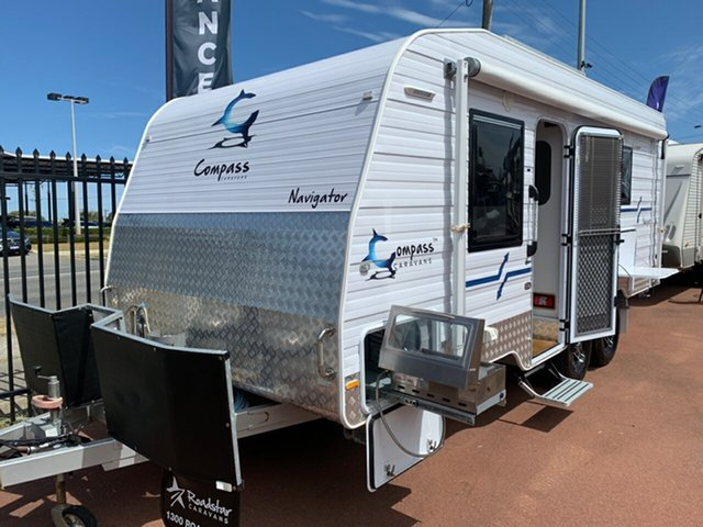 Used Roadstar Compass Navigator St James, 2016 Roadstar Compass Caravan