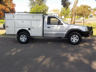 2006 Mazda Bravo B2500 DX 5 Speed Manual Cab Chassis