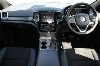 2021 Jeep Grand Cherokee WK MY21 Night Eagle Sting Grey 8 Speed Sports Automatic Wagon