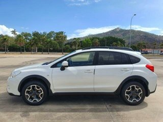 2012 Subaru XV G4X MY12 2.0i-L Lineartronic AWD White 6 Speed Constant Variable Wagon