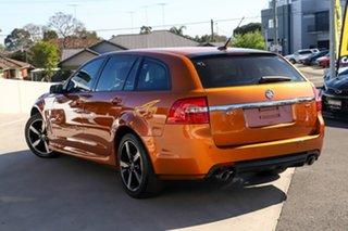 2017 Holden Commodore VF II MY17 SV6 Sportwagon Light My Fire 6 Speed Sports Automatic Wagon.