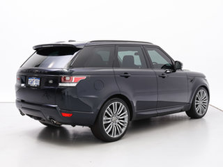 2014 Land Rover Range Rover LW Sport 3.0 TDV6 SE Black 8 Speed Automatic Wagon
