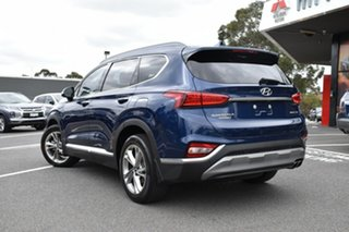 2018 Hyundai Santa Fe TM MY19 Highlander Blue 8 Speed Sports Automatic Wagon.
