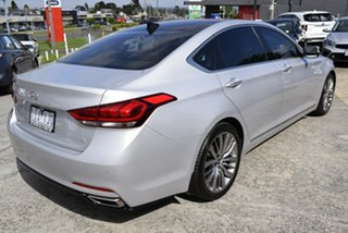 2016 Hyundai Genesis DH Ultimate Pack Billet Silver 8 Speed Sports Automatic Sedan