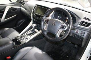 2016 Mitsubishi Pajero Sport MY16 Exceed (4x4) 7 Seat White 8 Speed Automatic Wagon